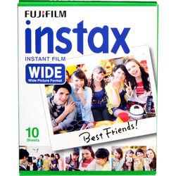 Fujifilm instax Wide Instant Film (10 Exposures)