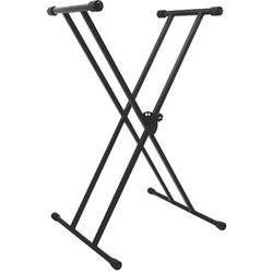 On-Stage KS7191 - Classic Double-X Keyboard Stand