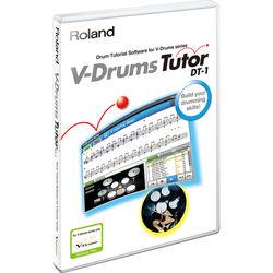 Roland DT-1 V-Drums Tutor