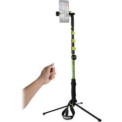 Giottos Memoire 100 Trekking Pole/Tripod/Selfie Stick