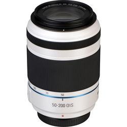 Samsung 50-200mm f/4.0-5.6 ED OIS III Lens (White)