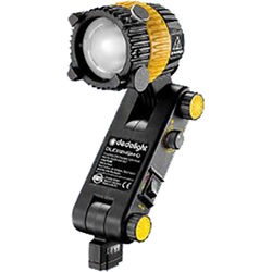 Dedolight DLED2.1HSM-D Daylight LED Light Head with Shoe Mount
