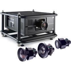 Barco RLS-W12 11,000-Lumen WUXGA DLP Projector Touring Kit with Four Lenses