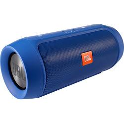 JBL Charge 2+ Portable Stereo Speaker (Blue)