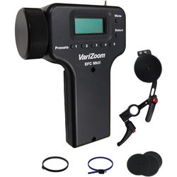 VariZoom Wired Electronic Focus Control with Rod Mount for Canon, Fujinon, and Cine Lenses