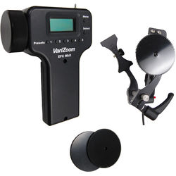 VariZoom Wired Electronic Focus Control for Canon and Fujinon ENG Lenses