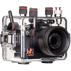 Ikelite Underwater Housing with TTL Circuitry for Canon PowerShot G5 X