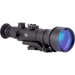 Night Optics Gladius 760 6x 3rd Generation White Phosphor Night Vision Riflescope (Autogated, Red-Green Mil-Dot Reticle)
