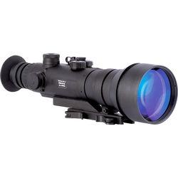Night Optics Gladius 760 6x 3rd Generation White Phosphor Night Vision Riflescope (Autogated, Red-Green Mil-Dot Reticle)