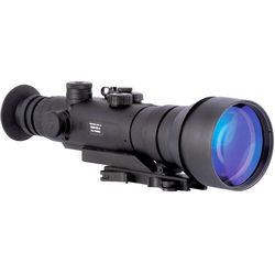 Night Optics Gladius 760 6x 3rd Generation Night Vision Riflescope (Autogated, Red-Green Mil-Dot Reticle)