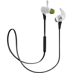 JayBird X2 Sport In-Ear Headphones with Bluetooth (Storm White)