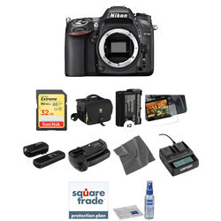Nikon D7100 DSLR Camera Body Deluxe Kit