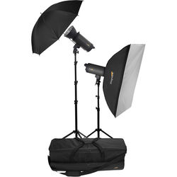Impact VC-500WL 2-500Ws Monolight with Transmitter Kit (220V)