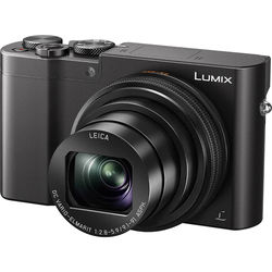 Panasonic Lumix DMC-ZS100 Digital Camera (Black)