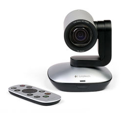 ClaryIcon Logitech PTZ Pro Standalone HD Video Camera for Enterprise-Grade Video Collaboration