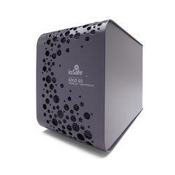IoSafe SOLO G3 Fireproof/Waterproof USB3.0 External Hard Drive (4TB)