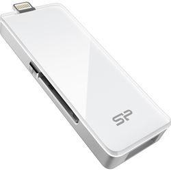 Silicon Power 64GB SP xDrive Z30 USB 3.0/Lightning Flash Drive