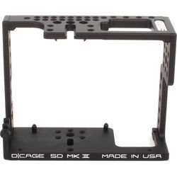 D Focus Systems D|Cage for Canon 5D Mark III and Mark II