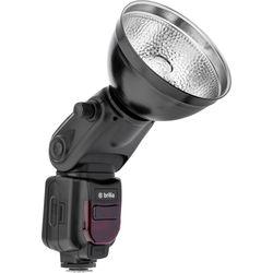 Brilia BB-110N Bare-Bulb TTL Flash for Nikon Cameras