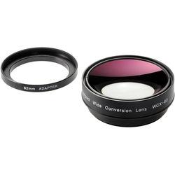 Zunow WCX-80 0.8x Compact Wide Conversion Lens