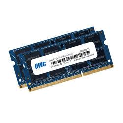 OWC / Other World Computing 16GB DDR3 1333 MHz SODIMM Memory Kit (2 x 8GB, Mac)
