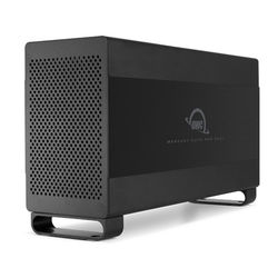 OWC / Other World Computing Mercury Elite Pro Dual 10TB (2 x 5TB) Two-Bay Thunderbolt RAID Array