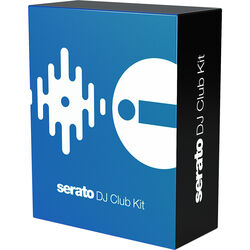 Serato DJ Club Kit with Serato DJ and DVS Expansion (Electronic Download)