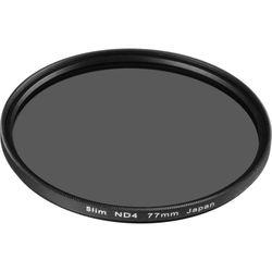 General Brand 77mm Solid Neutral Density 0.6 Filter (2 Stop)