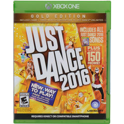 Ubisoft Just Dance 2016 Gold Edition (Xbox One)