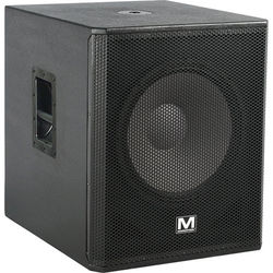 "Marathon ENT-118V2 Texture-Coated Single 18"" Subwoofer System"