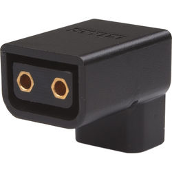 SWIT D-Tap Male to Female 90° Angled Connector for S-8U63/8U93 Battery