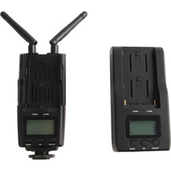 CAME-TV SP01 100m Wireless HD Video Transmitter & Receiver Set (260')