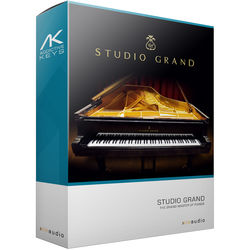XLN Audio Addictive Keys: Studio Grand - Virtual Grand Piano (Download)