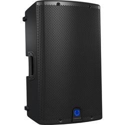 "Turbosound iX12 2-Way 1000W 12"" Powered Loudspeaker with KLARK TEKNIK DSP Technology, Remote Control via iPhone/iPad and Bluetooth Audio Streaming"