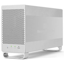 OWC / Other World Computing Mercury Elite Pro Dual 10TB (2 x 5TB) Two-Bay USB 3.0 RAID Solution