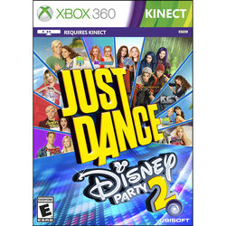 Ubisoft Just Dance: Disney Party 2 (Xbox 360)