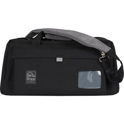 Porta Brace CS-DC4R Digital Camera Carrying Case (Black with Copper String)