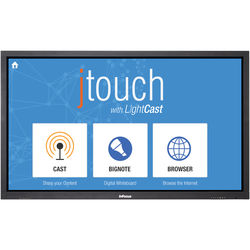 "InFocus JTouch 65"" Interactive Whiteboard with Anti-Glare"