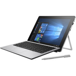 """HP 12"""" Elite x2 1012 G1 Multi-Touch Tablet with Travel Keyboard (Wi-Fi + 4G LTE)"""