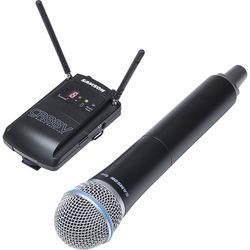Samson Concert 88 Camera Handheld UHF Wireless System (Channel D)