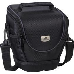 "RIVACASE 7205 Series Digital SLR Holster Bag (Black, 5.9"" Width)"