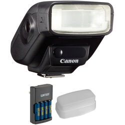 Canon Speedlite 270EX II Essential Kit