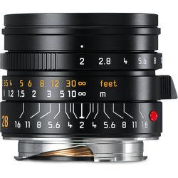 Leica Summicron-M 28mm f/2.0 ASPH Lens