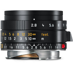 Leica Elmarit-M 28mm f/2.8 ASPH Lens