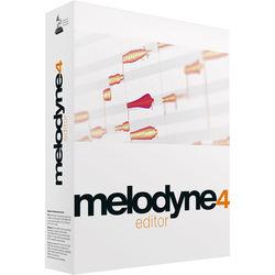 Celemony Celemony Melodyne Editor 4 - Polyphonic Pitch Shifting/Time Stretching Software (Download)
