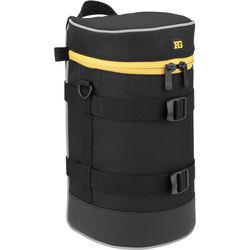"Ruggard Lens Case 10.5 x 4.5"" (Black)"