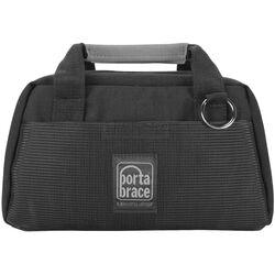 Porta Brace CS-DV1U Mini-DV Camcorder Case (Black with Black String)