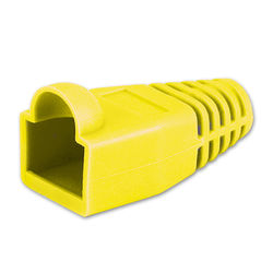 Comprehensive RJ45 Colored Boot (Yellow)