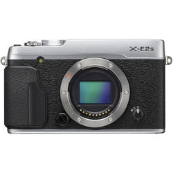 Fujifilm X-E2S Mirrorless Digital Camera (Body Only, Silver)