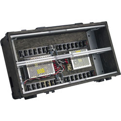 Pittsburgh Modular Structure EP-208 - Professional Eurorack Modular Synthesizer Case